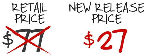 New Release Price: $27